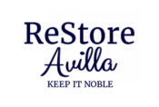Restore Avilla Keep It Noble 2021 Logo