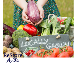Avilla Community Market Schedule Set