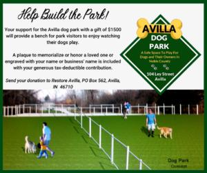 Digging for dollars: Volunteers push to finish dog park